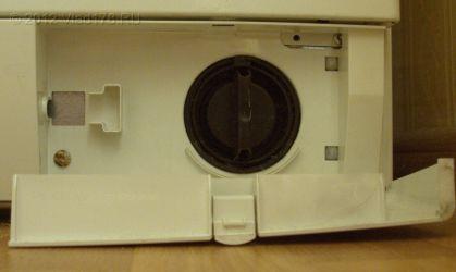 Фильтр сливного насоса Siemens WS10X34